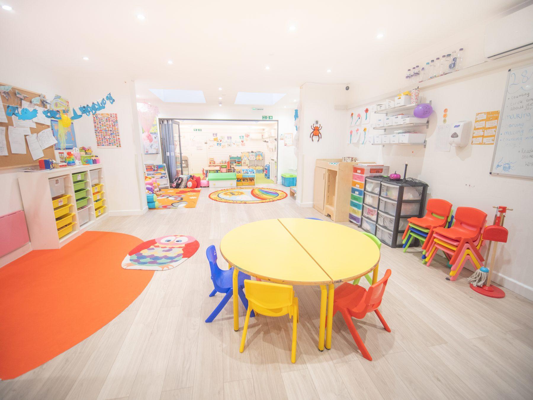 Little Angels 24/7 Children's nursery