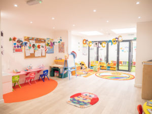 Little Angels Perkins Square Playroom