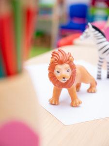Little Angels Toy Lion