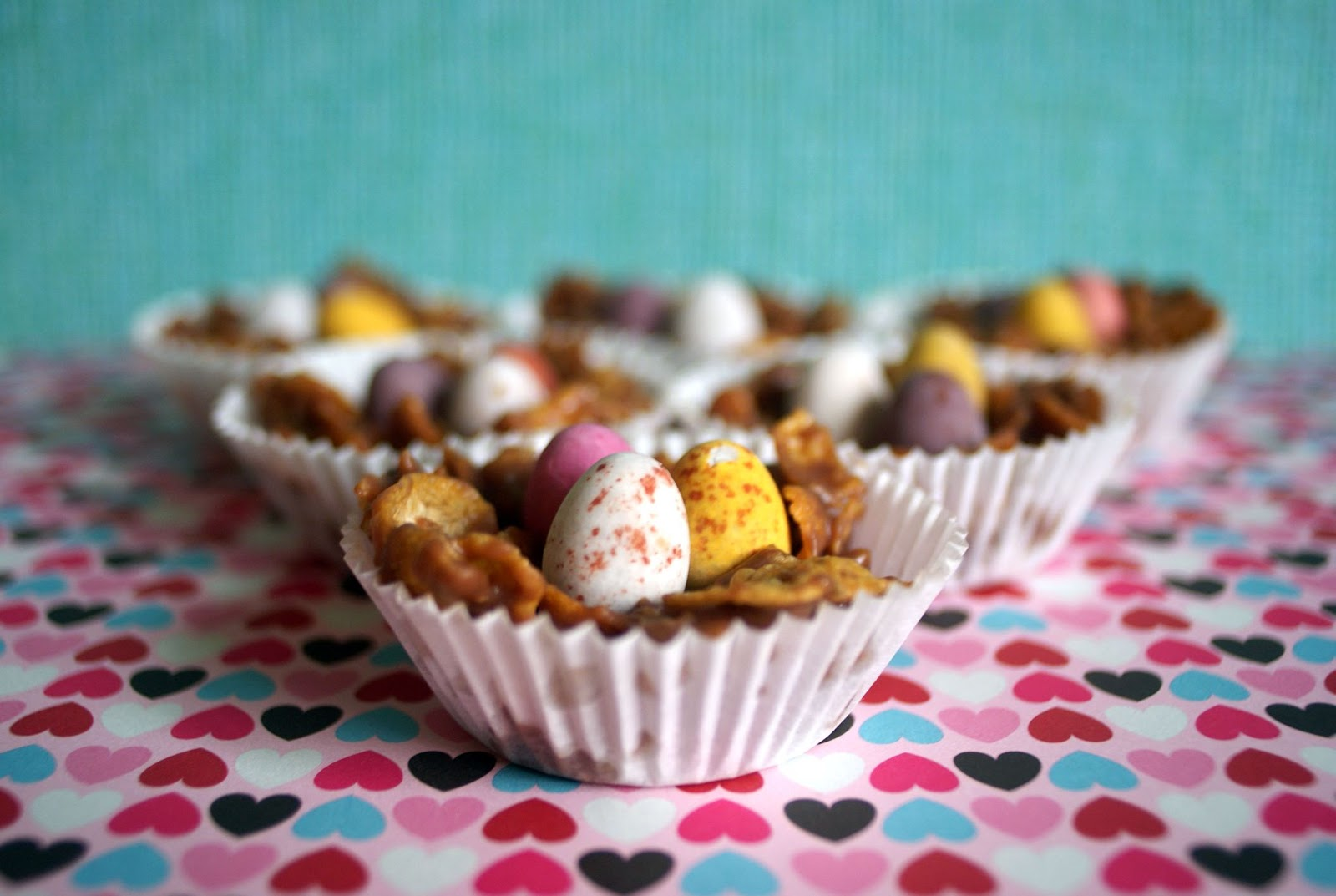 Chocolate cornflakes easy cake to bake with toddlers